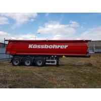 Самосвальный полуприцеп Kassbohrer SKS B / 32 - 12 / 27