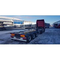 KÄSSBOHRER  контейнеровоз с раздвижением SHG.AVMH