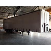 Полуприцеп шторный Kassbohrer Domestic Eco 16,5 м
